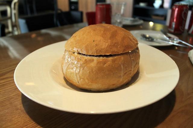 Cream Cheese Pane Pasta