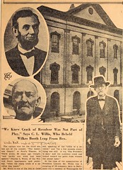 """Image from page 4 of """"The assassination of Abraham Lincoln : recollections and accounts of eyewitnesses"""" (1915)"""