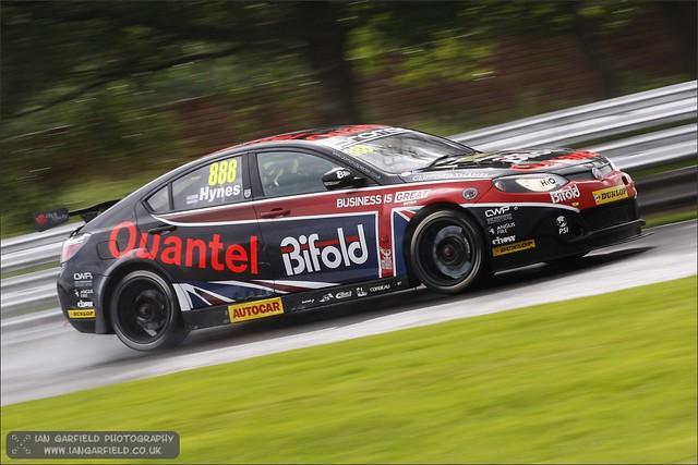 Marc Hynes #888 - Quantel Bifold Racing