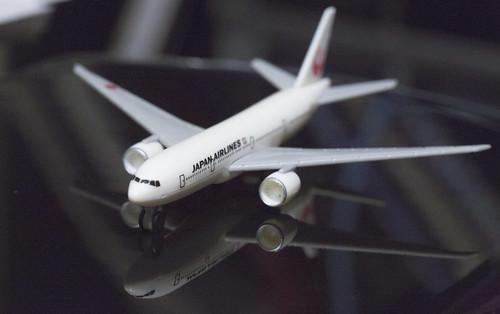 JAL SKY NEXT 777-300に乗ってみた