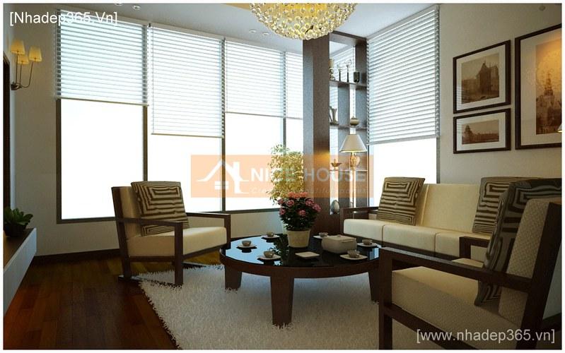Thiết kế nội thất nhà phố Anh Đồng - HN_01