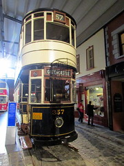 Belfast Corporation Tram 357