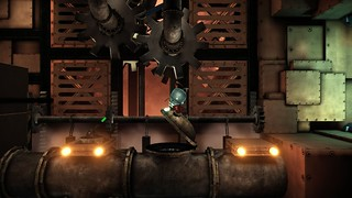 Unmechanical: Extended Edition on PS4, PS3 and Vita