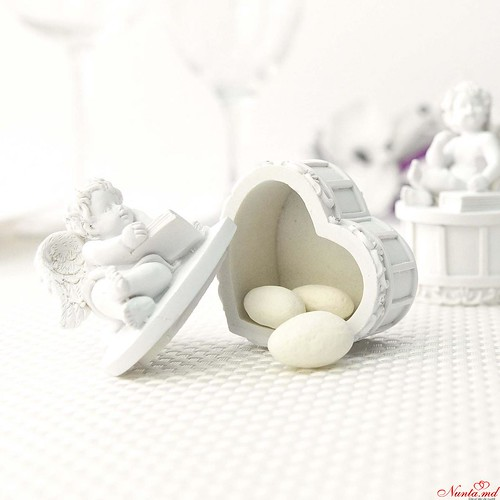 Свадебные бомбоньерки для свадьбы твоей мечты!  > Фото из галереи `Mărturii pentru botez`