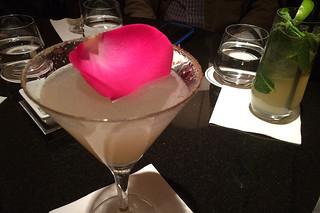 Brasserie S&P - Victorian Drop and Mojito
