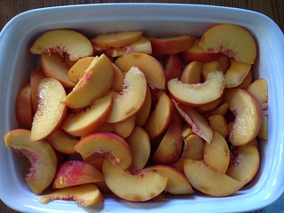 peaches for me