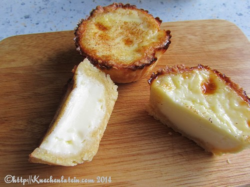 ©Egg custard tarts - Eierpuddingtörtchen (6)