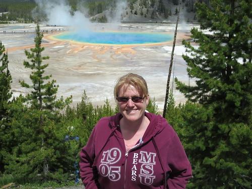 A maroon Yellowstone