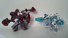 A Clash of Titans