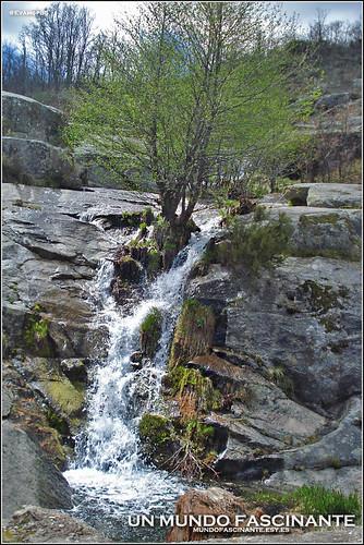 La Vera, Valle del Jerte, Extremadura. España.