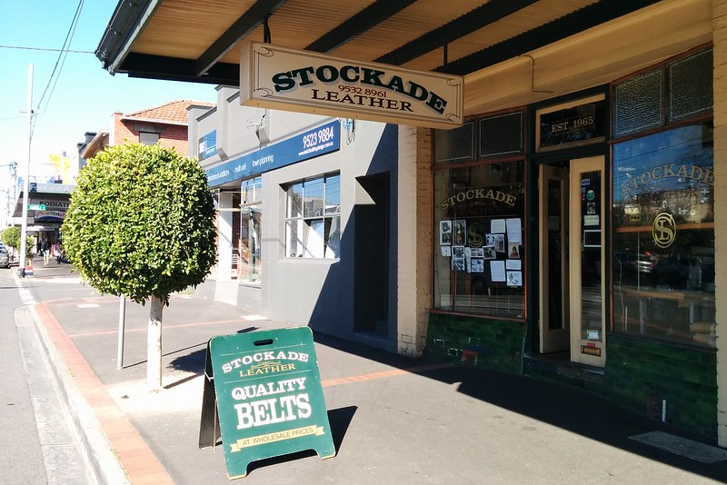 Stockade Leather, Elsternwick