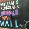 William Burroughs art show Redchurch St E2 #beat #london