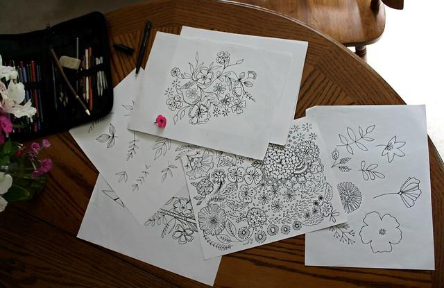 Wild & Free : : Sketches
