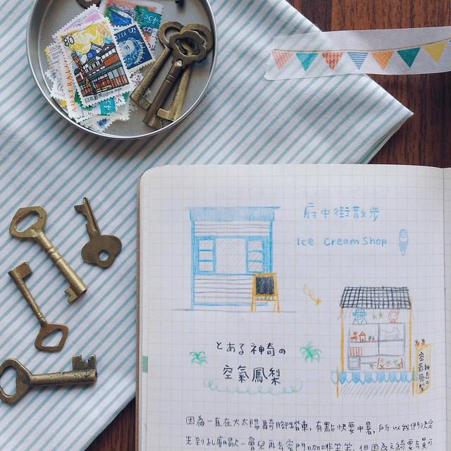 201405-台南之旅手帳017