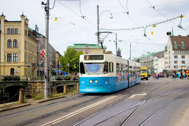 visiting Gothenburg Sweden