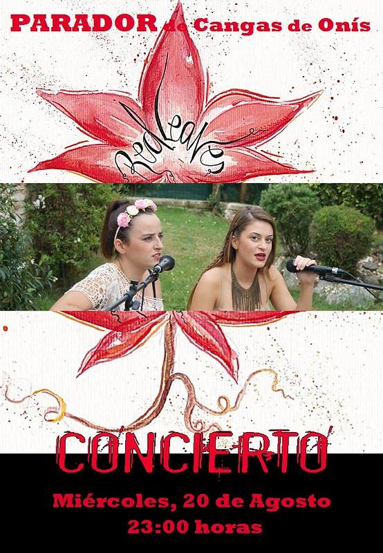 CONCIERTO RED LEAVES