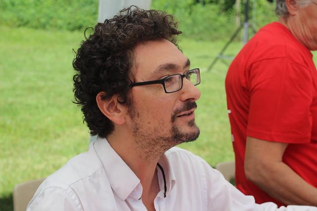 David Foenkinos - Forêt des Livres 2014