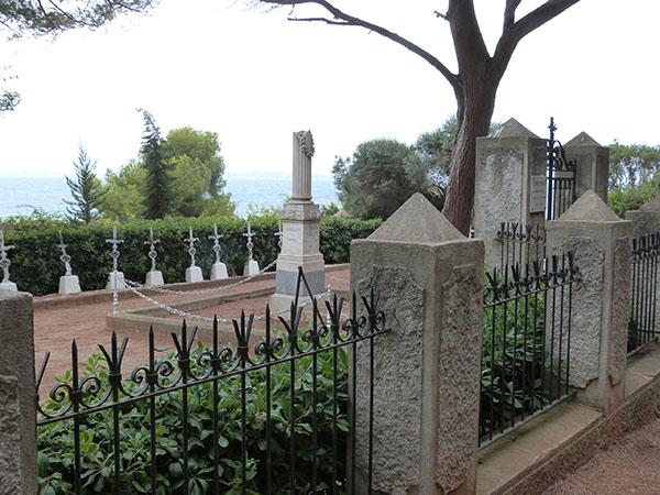cimetière guerre de crimée