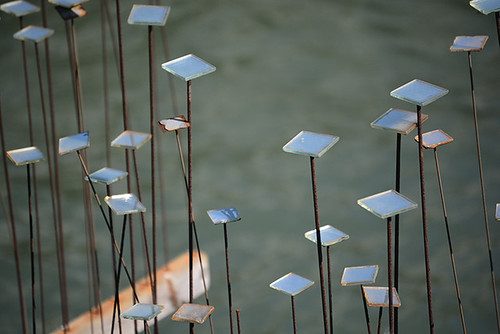 art installation detail