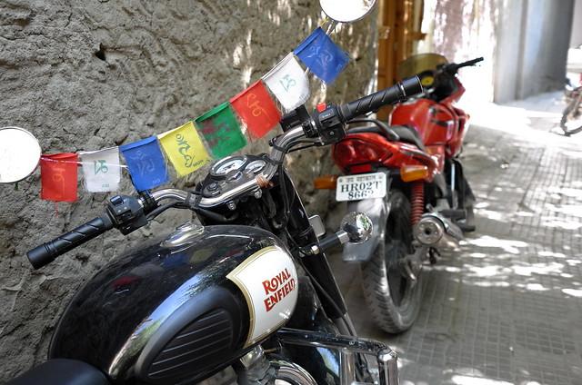 Leh, Ladakh, 11 Aug 2014. L123