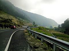 New Road from Tawangmangu