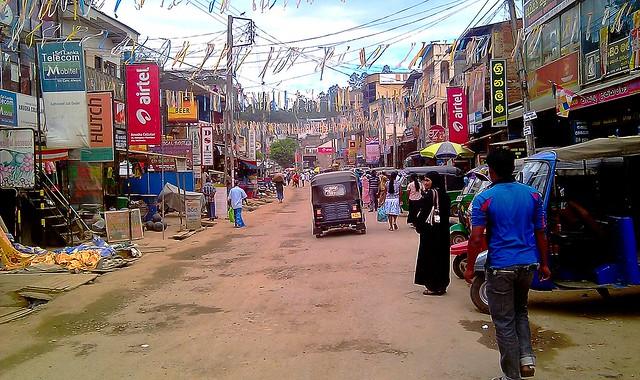 Welimada, Sri Lanka, July, 2011