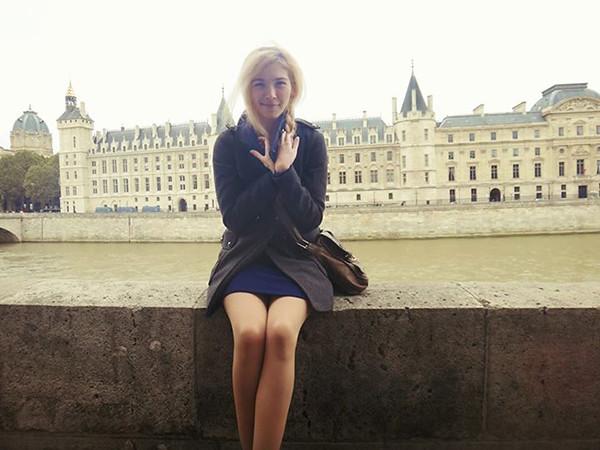 Meet the Nomads - Elena of Elena's Travelgram