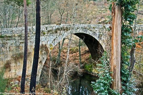 Ponte Romana do Castelo de Penalva - Portugal