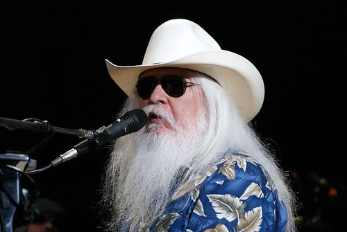 Leon Russell courtesy of MACC