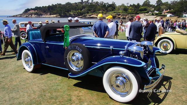 1930 Ruxton C Baker Raulang Roadster