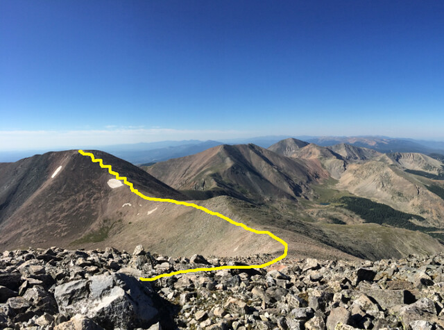 Red Mountain Route