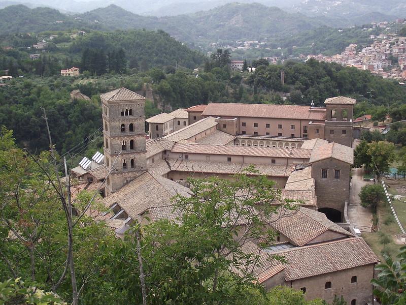 Monastero di Santa Scolastica _ Subiaco