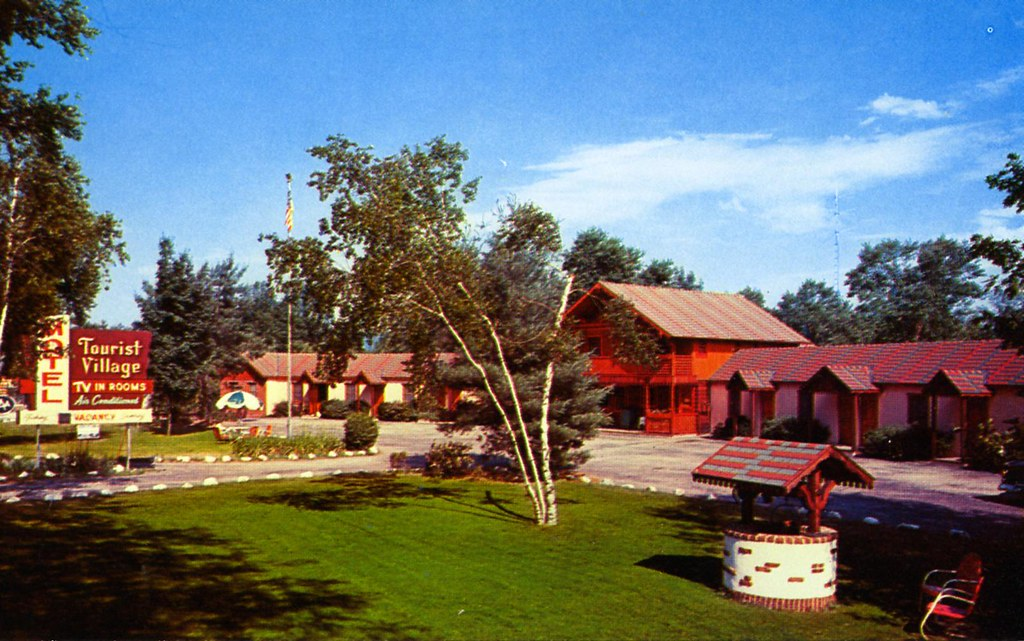 Tourist Village Motel Milford Pa Us Routes 6 209 Locat Flickr
