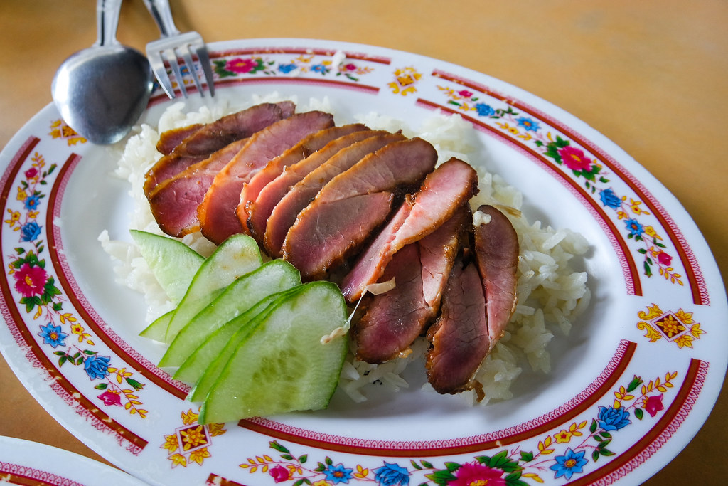 Bangkok Food Part 2: Chicken Rice