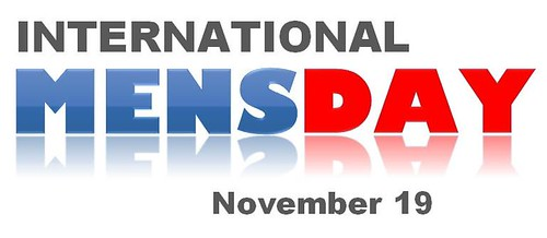 International Men's Day IMD Logo