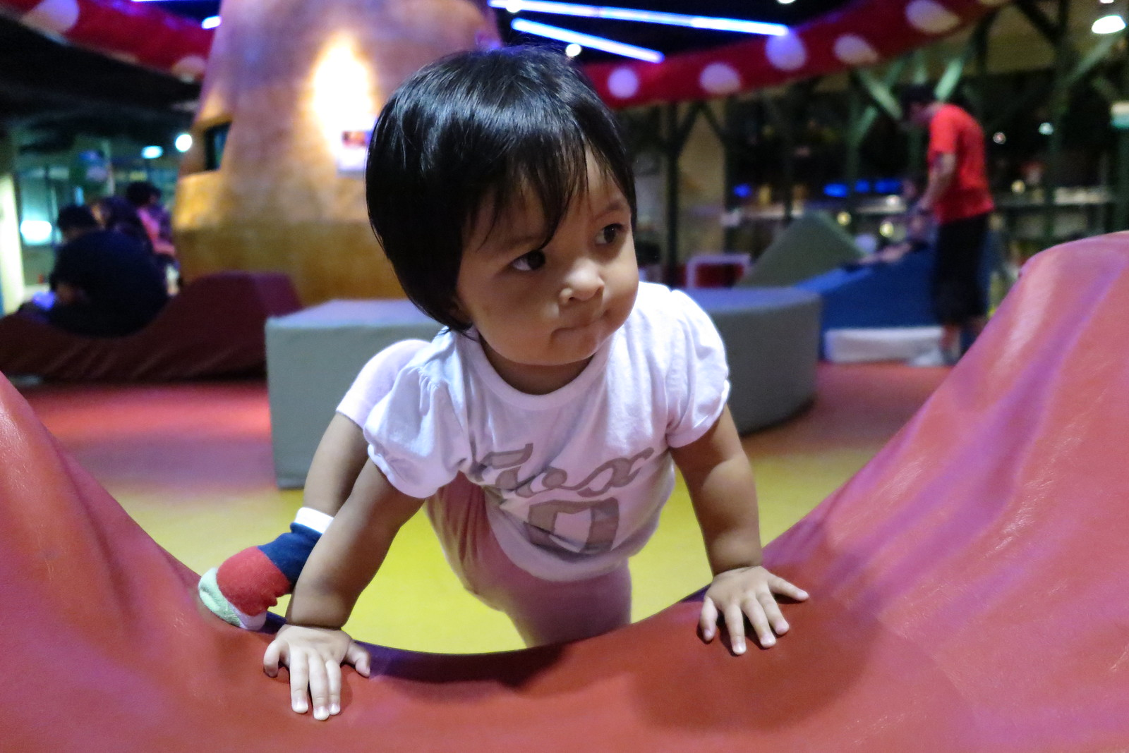 17 Aug 2014 - Play at DTE Explorer Kids