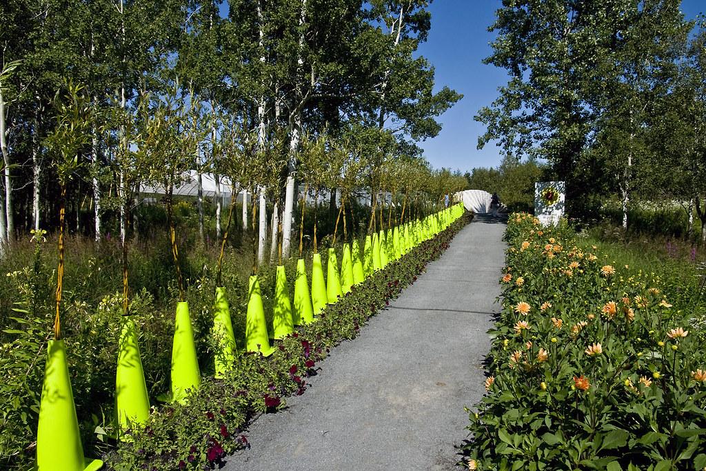 Jardins de Métis (Québec, Canadá). Festival International de Jardines