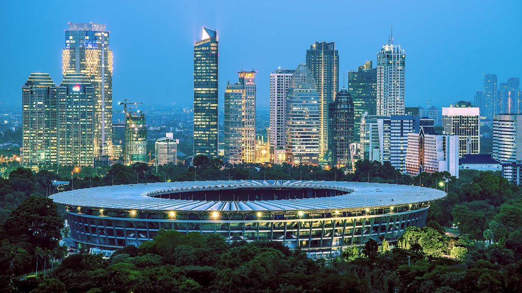 Asian Games 2018 Indonesia Skyscrapercity