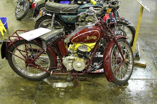 Bown 1953 100cc LWV 878