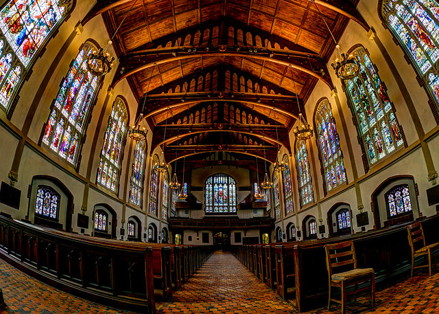 IMG_0945 2014-08-22 Photo by Tripp Cook E H Blashfield 1913 Good Shepherd Restoration St Lukes Episcopal Atlanta Tripp TLF Photography