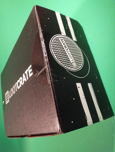 Loot Crate August 2014 Box