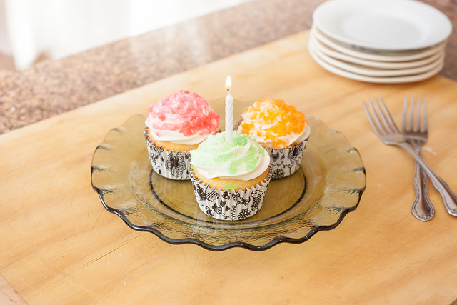 Memorable Child's Birthday Cupcakes