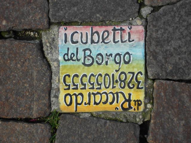 i cubetti del borgo, Bardolino
