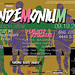 Small photo of Pandemonium Flyer