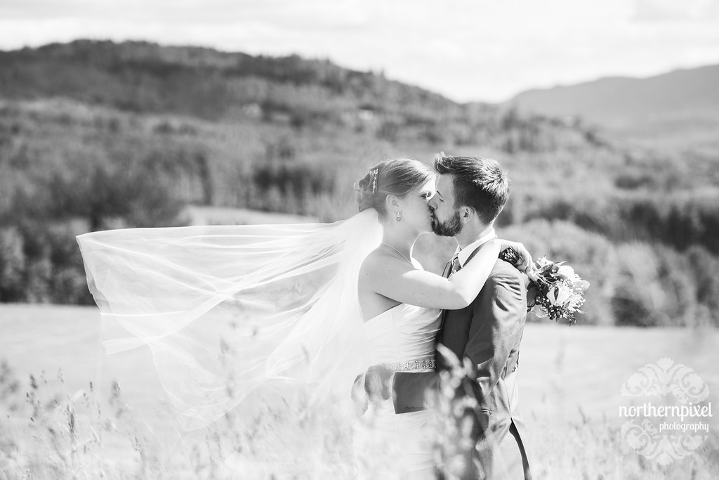 BC Wedding Photographer Smithers British Columbia