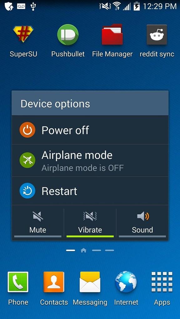 Opcje zmiany dźwięku w Galaxy S5 | download net pl - mobile