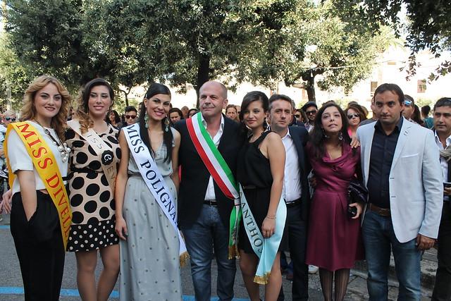 Le miss della Targa Crocifisso 2013