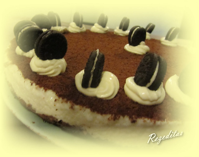 TARTA FALSA OREO LIGHT