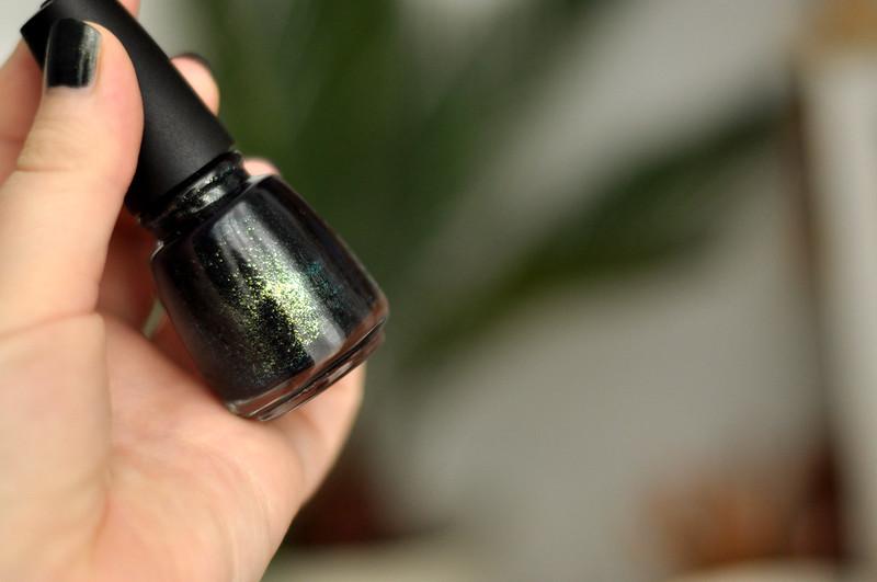 notd china glaze stone and ashes nail polish rottenotter rotten otter blog 1