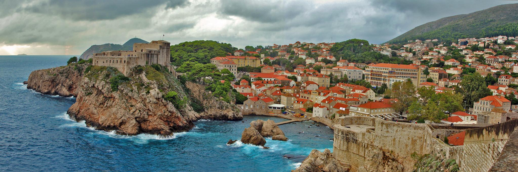 Panoramica Dubrovnik